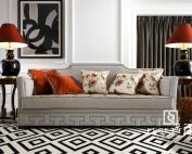 价格不一的真皮和人造革美式家具,你更喜欢哪一种?