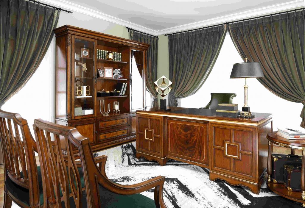 实用又美观的美式书柜,你的书房有了吗?