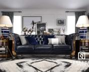 美式客厅应该怎么装修?高档家具千万不要浪费了