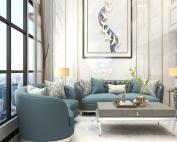 喜欢美式客厅家具,记得这些装饰技巧